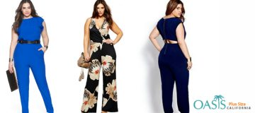 Please your Jumpsuit Love with the Right Plus Size Jumpsuits : Buying guide