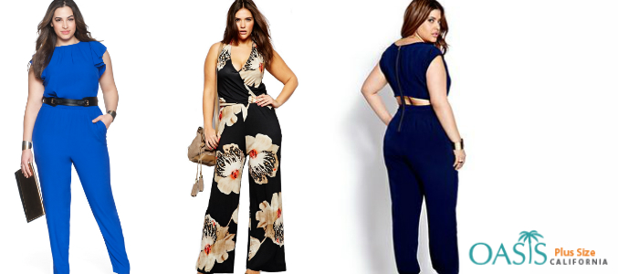 Please your Jumpsuit Love with the Right Plus Size ...