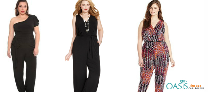 cheap jumpsuits for plus size