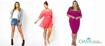 Stunning Trends Set by Plus Size Clothing Manufacturers