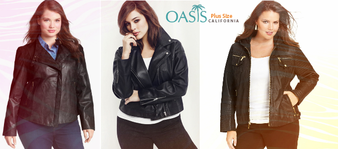 Head Turning  Trends in Plus Size Outerwear Jackets