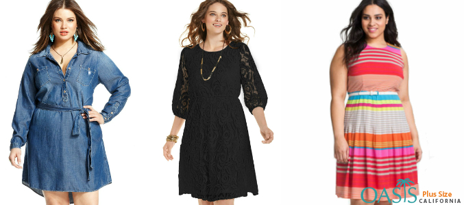 Plus size vacation wear