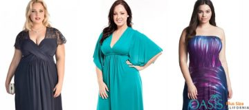 Go Classy-Sassy with Plus Size Maxi Dresses: Exotic Style Ideas for Summer