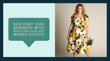 Kick Start your Business with wholesale Plus Size Women Outfits