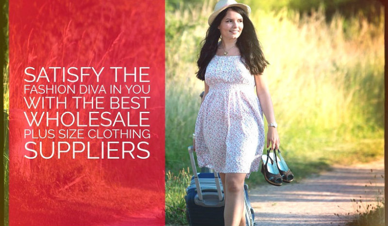 Satisfy The Fashion Diva in You with The Best Wholesale Plus Size Clothing Suppliers