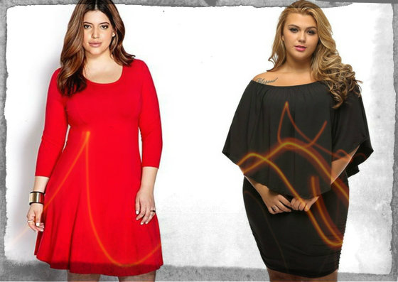 The New Plus Size Party Clothing to Make You the Head Turner!