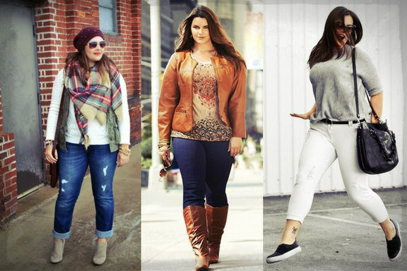 Welcome Various Wholesale Plus Size Jeans to Make Your Store More Appealing!
