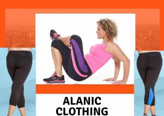active wear clothing for women