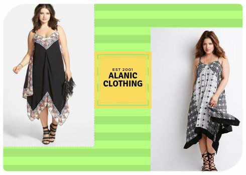 Plus size clothing manufacture