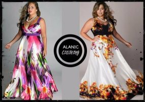 Superb Collection of Best Dresses for Plus Size Women with Manufacturers