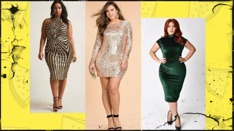 best dresses for plus size women