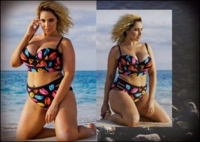 Golden Rules for the Perfect Plus Size Beach Fashion