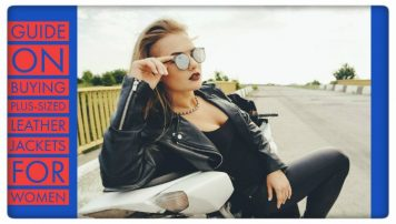 Guide on Buying Plus-Sized Leather Jackets for Women