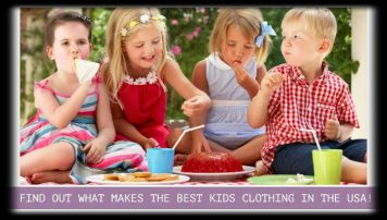 Find Out What Makes The Best Kids Clothing in The USA!
