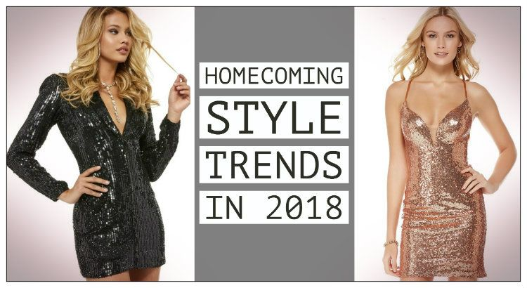 Homecoming Style Trends by Wholesale Clothing Manufacturers in 2018