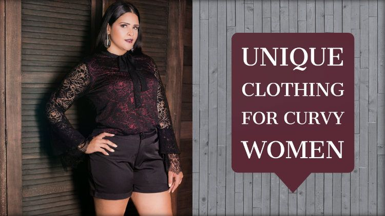A Definitive List for The Trendiest Plus-Sized Clothing Ever