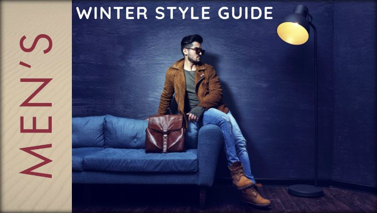 men clothing winter trends