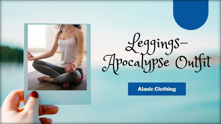 The Leggings Wear Look-Book for The at-Home Style