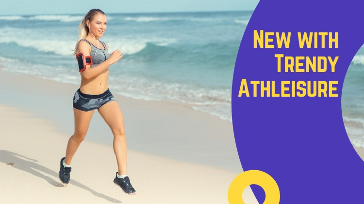 Check Out The Latest Season Update On Athleisure