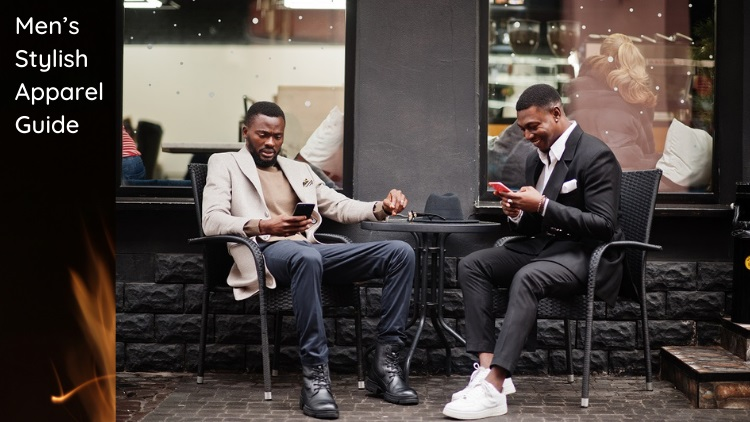 Men's Stylish Apparel Guide For An Updated Wardrobe