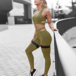 sports bra leggings set bulk
