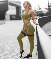 sports bra leggings set bulk