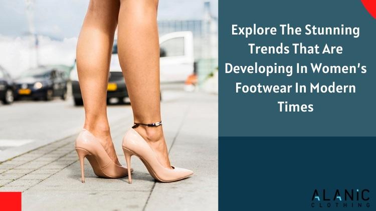Top Sensational Trends In Women's Shoes 2021!