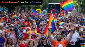 Pride-Themed Style Edits For 2021