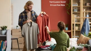 Top Classic Shirt Styles For Men That Exhibit Unmatched Elegance